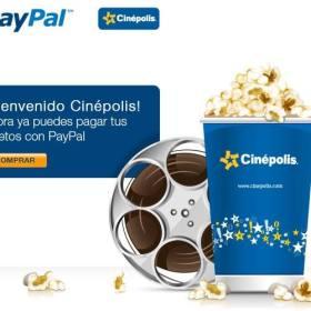 paypal cinepolis