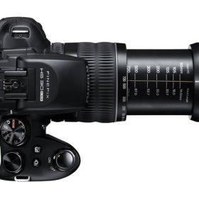FinePix HS30EXR fujifilm