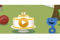 google 15 años