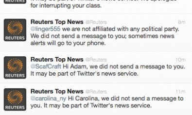 Reuters Twitter