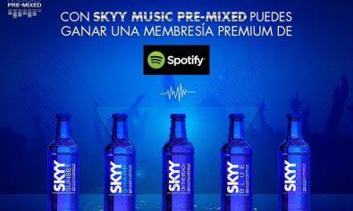 Spotify skyy