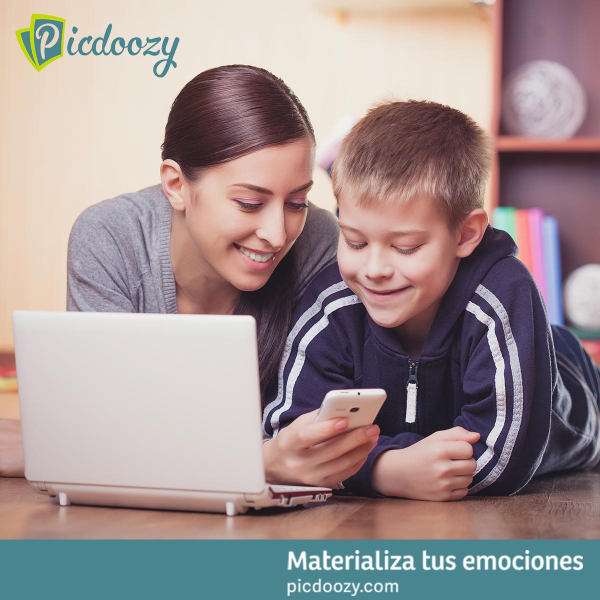 ¡Regálale a tu mamá increíbles recuerdos y artículos personalizados con @Picdoozy!