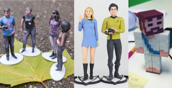3d printed figures of you