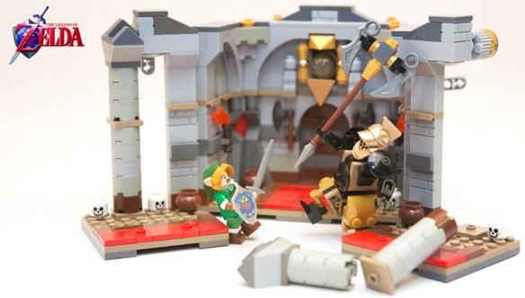 Legend of Zelda Lego kit