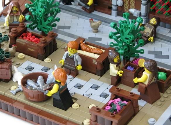 medieval marketplace lego set