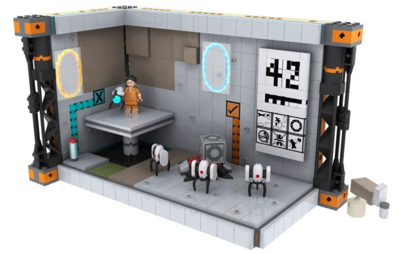 Portal Lego kit