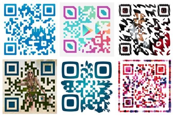 creative qr codes