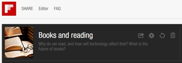 Books and Reading on Flipboard