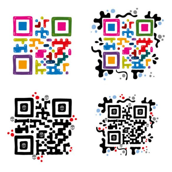 qr codes from jess3