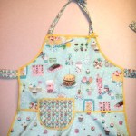 kids treat apron