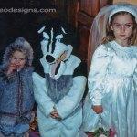 eskimo, husky, bride