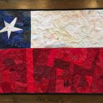 chilean flag quilt