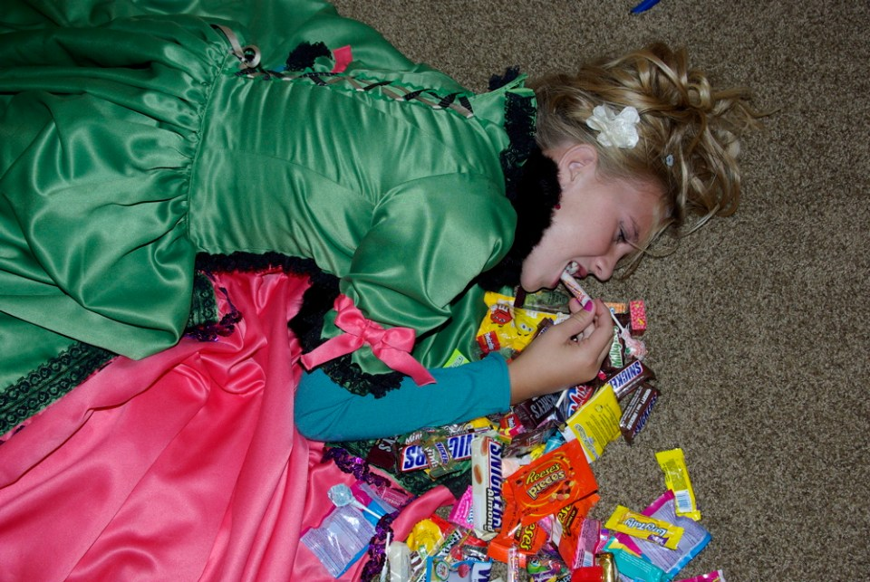 candy overdose