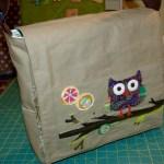 owl messenger
