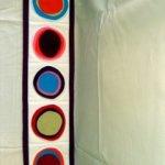 circles tiny quilt