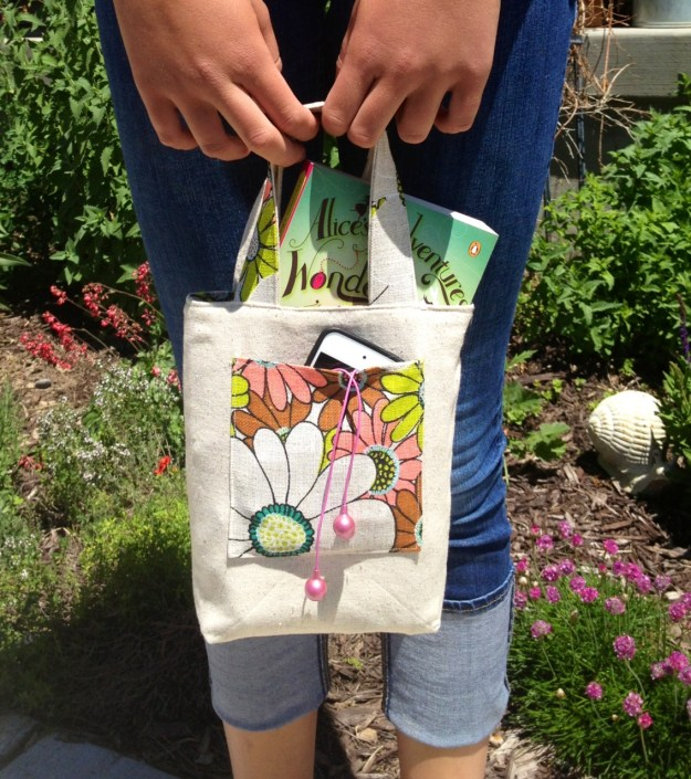 easy bag with pocket