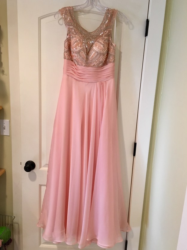 Hemming wedding dresses high cut wedding dresses for Last season wedding dresses