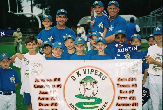 SK Vipers 2006 World Series, Baton Rouge