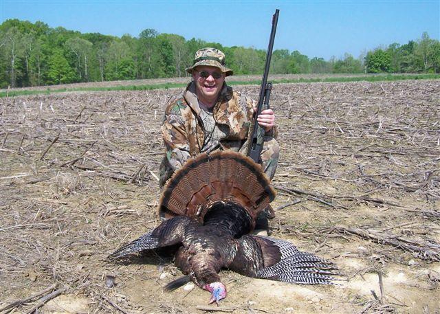 Turkey Hunt 4-28-2006