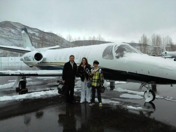Leaving Aspen