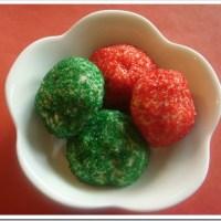 Twelve Days of Christmas Cookies: Russian Tea Cakes