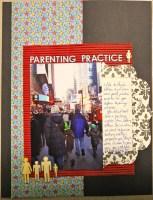 Parenting Practice || noexcusescrapbooking.com