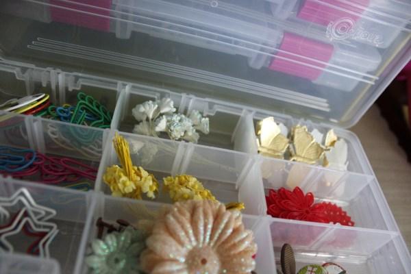 embellishment drawer