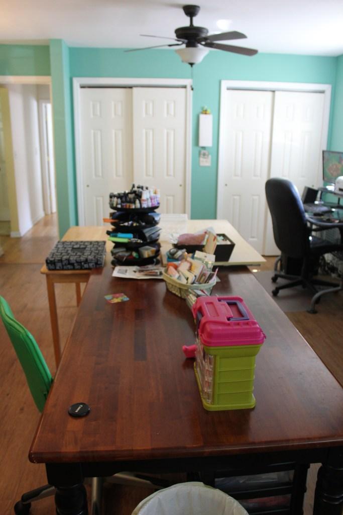 craft room reveal 5 ||noexcusescrapbooking.com