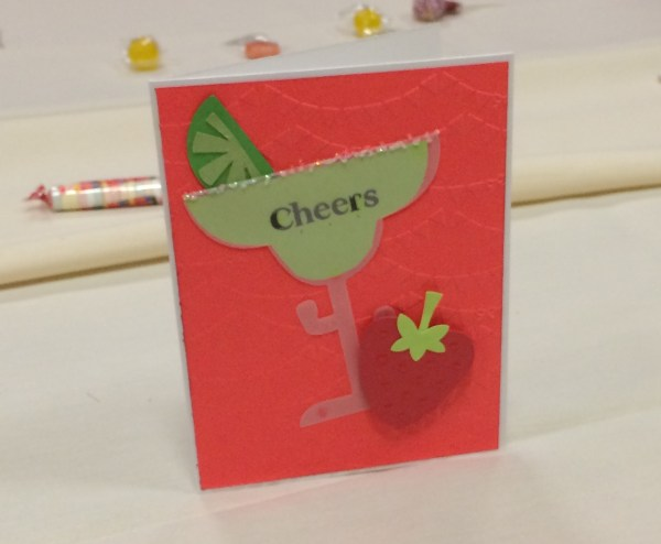 margarita card by Alison Day Designs