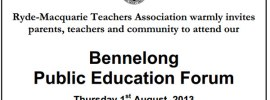 Education-Forum-Bennelong