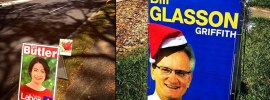 Shaking pressies in Griffith: a by-election Christmas wrap from @GriffithElects