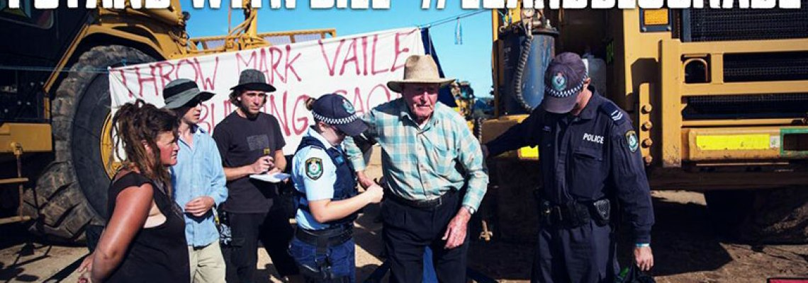 #leardblockade news: @GreenpeaceAustP complains to ASX on $WHC failure to inform market on enviro offsets
