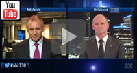 ABC 7:30: Premiers Jay Weatherill & Campbell Newman had no warning of federal budget 2014 cuts.