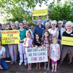 @RobinMosman calls on grandparents of Australia to unite for climate action