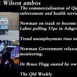 Santos cops and Wilson ambos – The Qld Weekly #qldpol: @qldaah