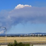 Photo: Adelaide bushfires, as seen from the airport. Copyright: eosdude/Flickr (CC BY-ND 2.0)