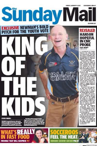 The Courier Mail - King of the Kids