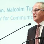 Malcolm Turnbull November 2014 Source: CeBIT Australia/Flickr in November 2014. Creative Commons Attribution 2.0 Generic (CC BY 2.0)