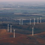 Image by Ed Dunens/Flickr of Challicum Hills Wind Farm, Mount Buangor. Victoria. Creative Commons (CC by 2.0)