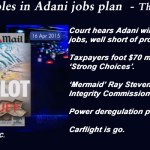 The 8,536 holes in Adani jobs plan – The #QldWeekly blogazine: #qldpol @Qldaah