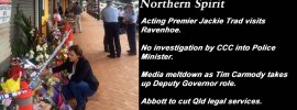 Northern Spirit – The #QldWeekly Blogazine: @Qldaah #qldpol