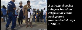 Compassionistas Vs Christianistas: Choosing refugees based on religion highly unusual – @Qldaah #auspol