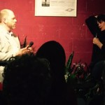 #QuestionableDeeds in action: @burgewords in conversation with @margokingston1
