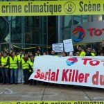 French Oil giant Total accused of #climate crimes against humanity reports @takvera #COP21
