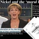 Tears, Queensland Nickel and the 'moral hazard': Analysis– @Qldaah #qldpol #auspol