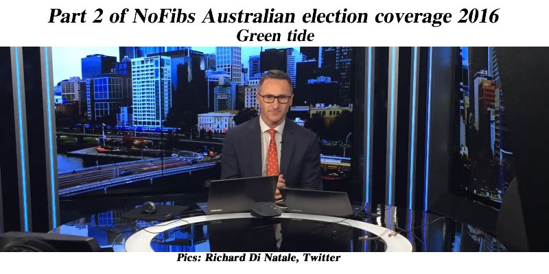 Part 2 of NoFibs Australian election coverage 2016: @Qldaah #ausvotes #auspol #qldpol