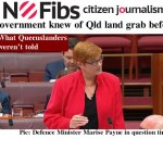 Turnbull Government knew of Qld land grab before election  – @qldaah #qldpol #auspol