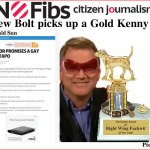 Andrew Bolt picks up a #GoldKenny award – @Qldaah #auspol #qldpol