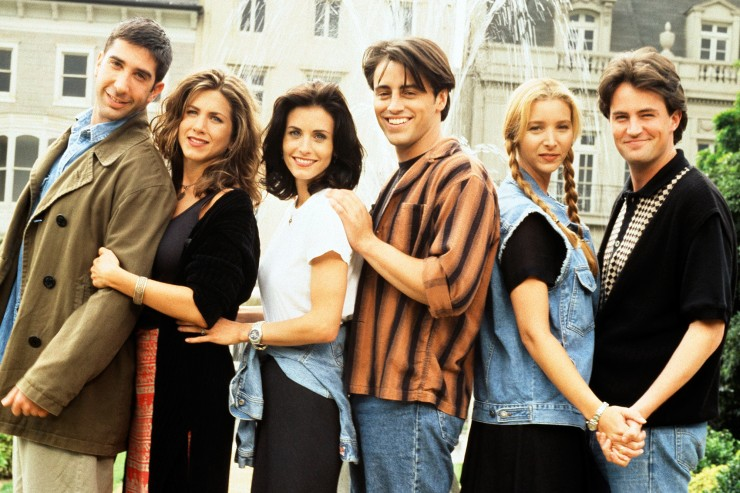 What The Friends Pilot Script Can Teach You About