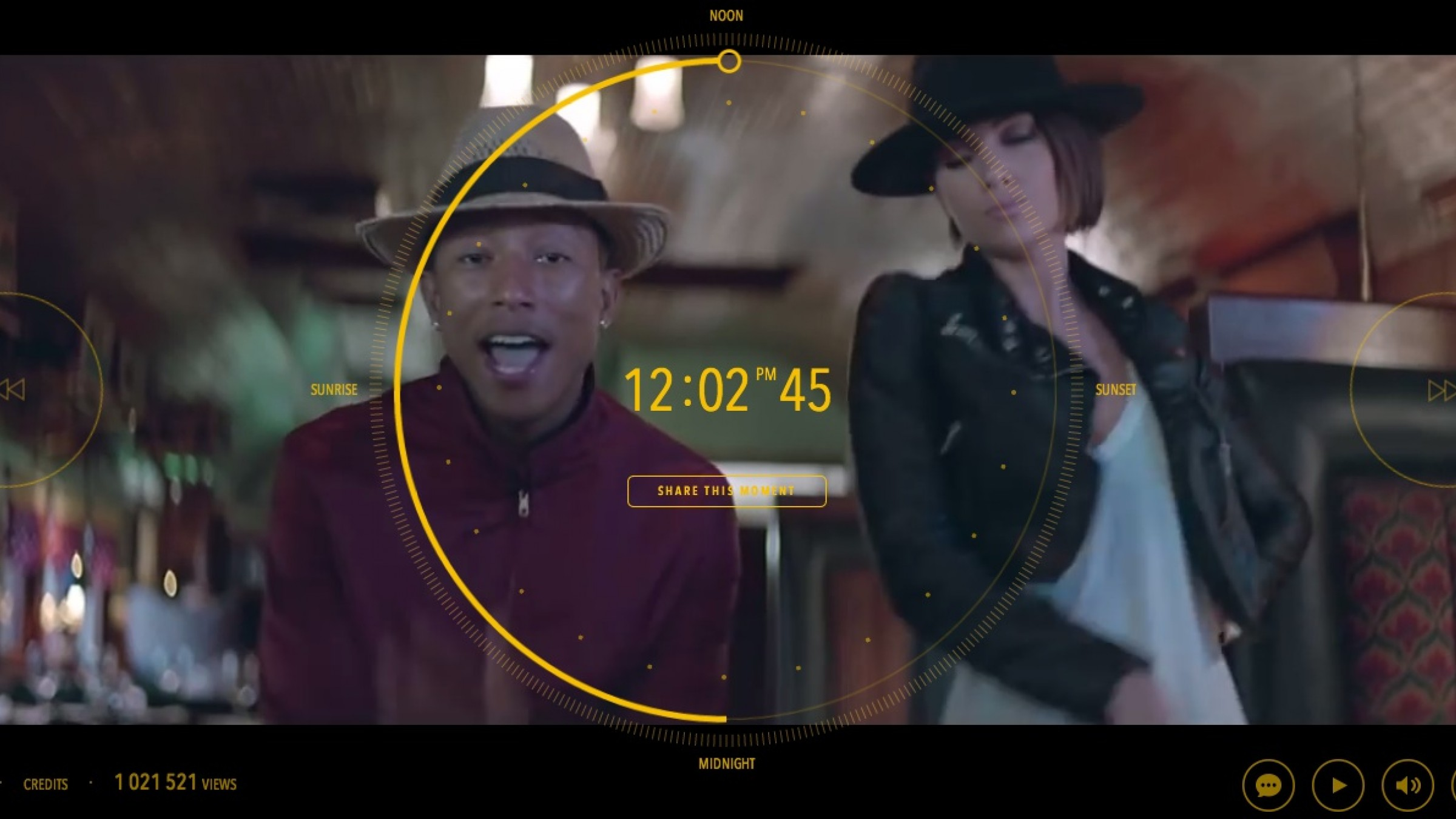Pharrell Just Released A 24 Hour Long Music Video Really